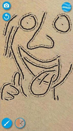 Sand Draw Sketch Drawing Pad: Creative Doodle Art 4.1.5 Screenshots 5
