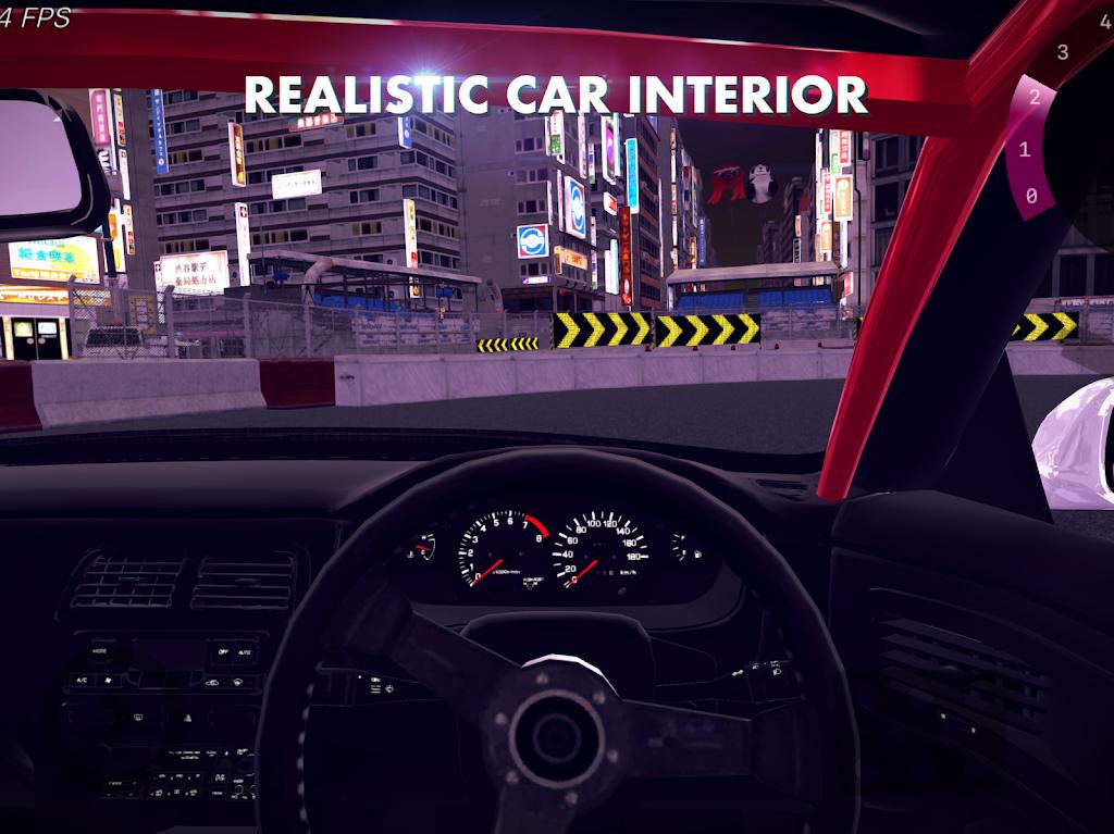 Hashiriya Drifter Online Drift Racing Multiplayer MOD poster 22