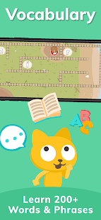 Studycat: Fun French Learning Games for Kids