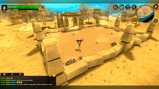 RPG Ancients Reborn: MMORPG 3