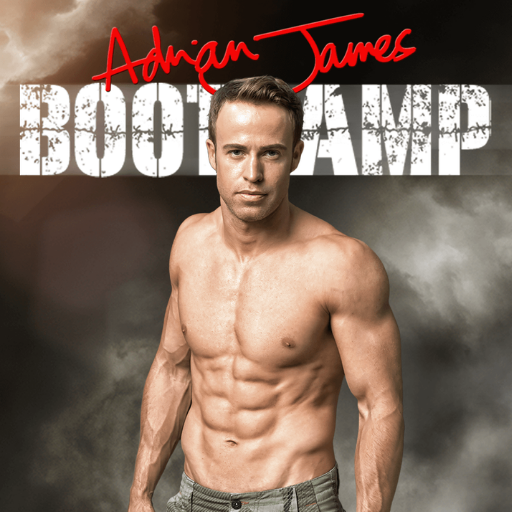 Adrian James Bootcamp icon