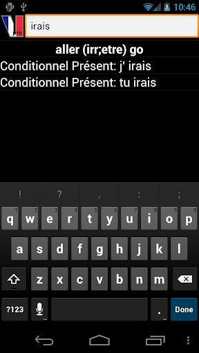 French Verbs  screenshots 3