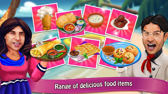 Cooking with Nasreen: Chef Restaurant Cooking Game 1.9.2 Screenshots 2