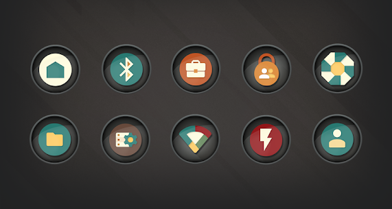 Emperial Circle Retro Icons v5.5 [Patched] 2