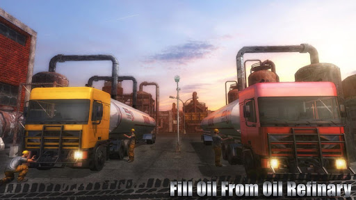 Oil Cargo Transport Truck Simulator Games 2020  Screenshots 13