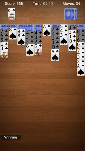 Spider Solitaire - Best Classic Card Games  screenshots 5