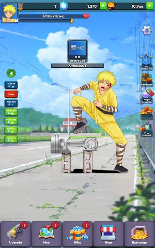 Tap Break Them All : Clicker Hero screenshots 16