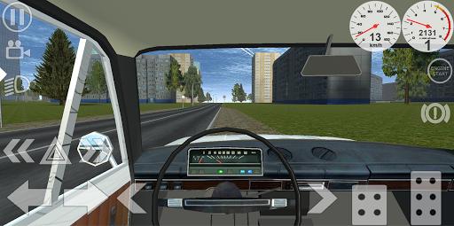 Simple Car Crash Physics Simulator Demo 1.1 screenshots 23