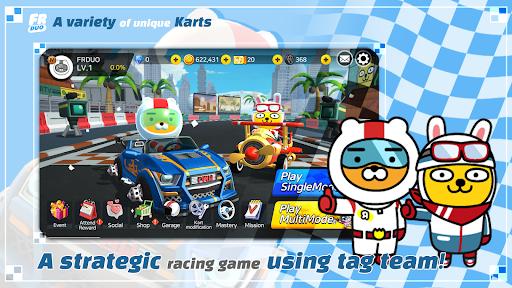 FRIENDS RACING DUO 2.0.4 screenshots 18