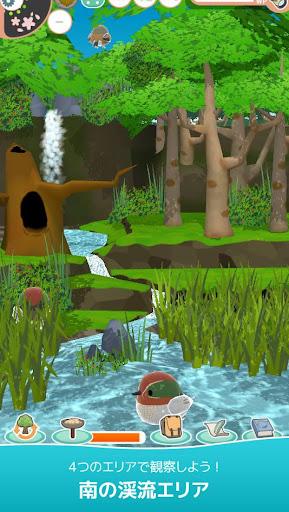 Télécharger とりおっち2 -モフモフな小鳥を集めよう!- mod apk screenshots 2