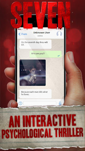 Seven - Deadly Revelation - Horror Chat Adventure 1.5.83 screenshots 1