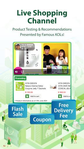 HKTVmall u2013 online shopping apktram screenshots 8