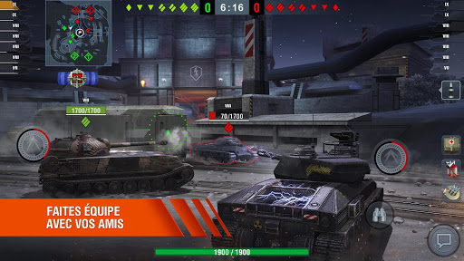 World of Tanks Blitz 3D online  PVP jeu de tank  screenshots 5