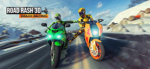 Road Rash 3D: Smash Racing apkpoly screenshots 15