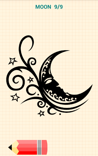 How to Draw Tattoos 5.1 Screenshots 6