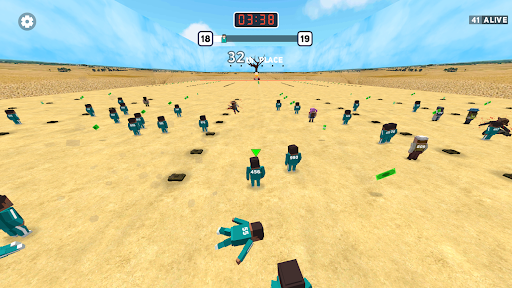 Squid.io - Red Light Green Light Multiplayer 1.0.5 screenshots 6