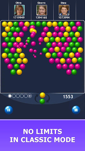 Bubble Puzzle: Hit the Bubble Free 7.2.8 screenshots 11