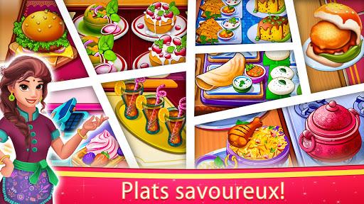 Télécharger Indien Cooking Star: Restaurant jeux de cuisine APK MOD 1