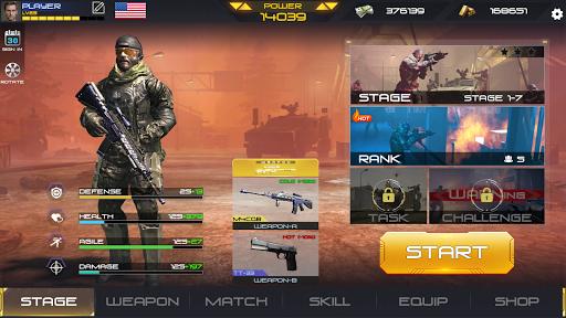 Call of Battle:Target Shooting FPS Game screenshots 11