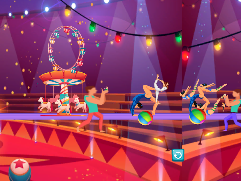 Acrobatic - Circus screenshot 2