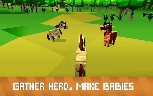 Blocky Horse Simulator 2.0 screenshots 3