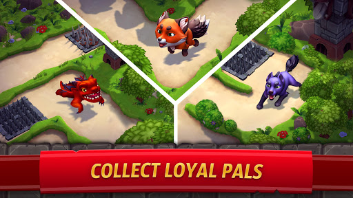 Royal Revolt 2: Tower Defense RTS & Castle Builder 7.0.0 screenshots 5