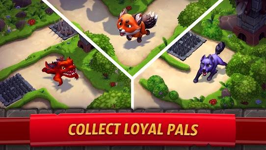Royal Revolt 2 Apk: Tower Defense RTS & Castle Builder 5