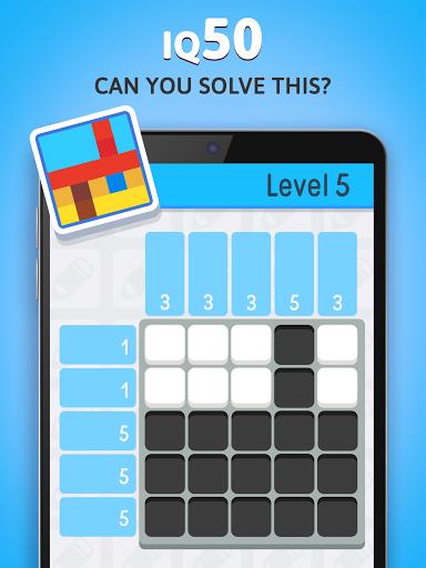 Nonogram - Logic Pic Puzzle - Picture Cross screenshots 6