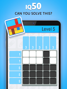 Nonogram – Logic Pic Puzzle – Picture Cross Apk Mod + OBB/Data for Android. 7