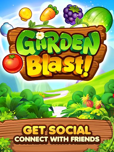Garden Blast New 2020! Match 3 in a Row Games Free 2.1.4 screenshots 13