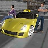 icono Crazy Driver 3D Taxi Deber