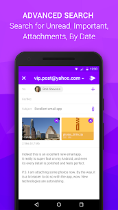Email App for Android 3