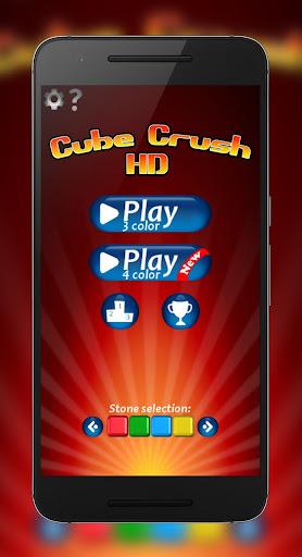 Cube Crush - Free Puzzle Game 2.2.0 screenshots 1
