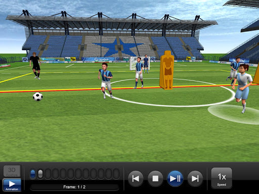 TacticalPad: Coach's Whiteboard, Sessions & Drills  Screenshots 7
