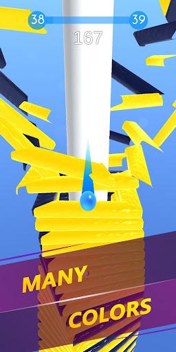 Stack Crush - 3D Endless drop  screenshots 3