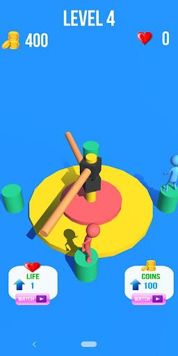super jumper 3d wipeout game screenshot 2