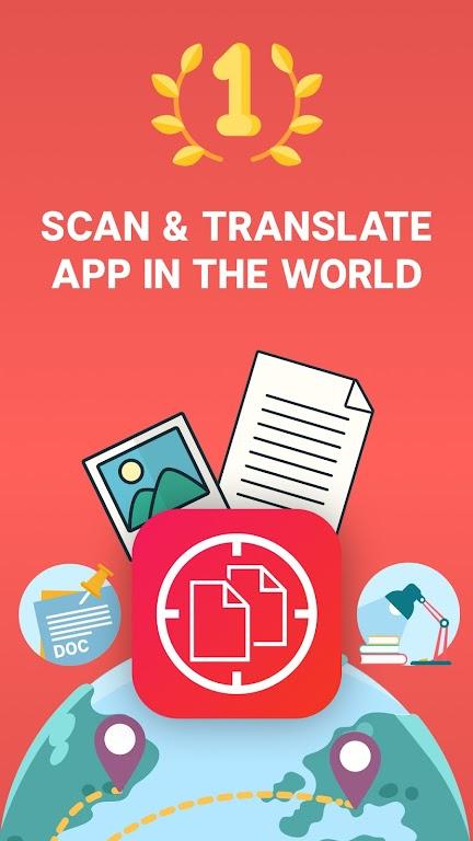 Scan & Translate+ Text Grabber  poster 5