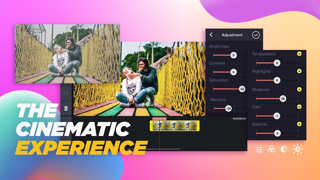 KineMaster - Video Editor, Video Maker  poster 6