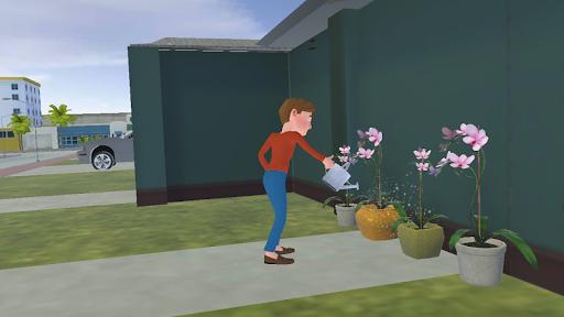Super Dad : Virtual Happy Family Game  screenshots 7