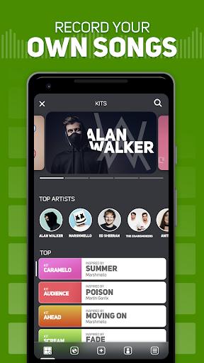 SUPER PADS LIGHTS - Your DJ app  Screenshots 2