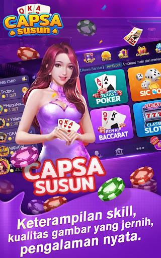 Capsa Susun Online:Poker Free 2.17.0.0 screenshots 1