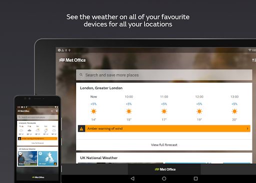 Met Office Weather Forecast 2.3.1 Screenshots 13