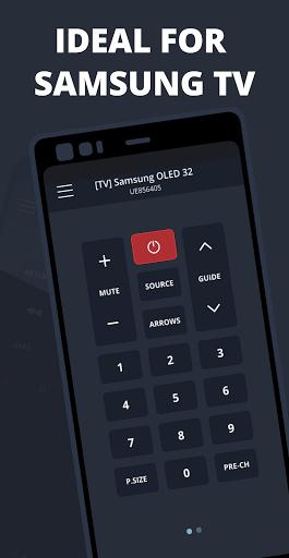 Samsung TV Remote Control - Remotie android2mod screenshots 1
