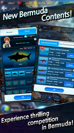 Ace Fishing: Wild Catch 6.2.1 screenshots 10