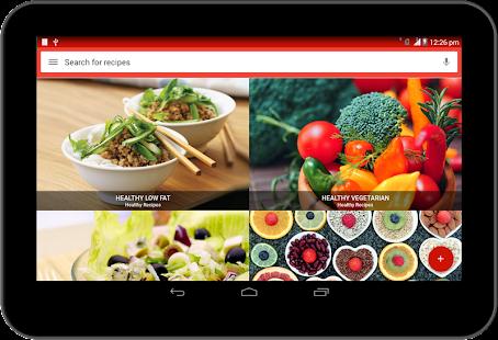Healthy Recipes 29.0.1 Screenshots 11