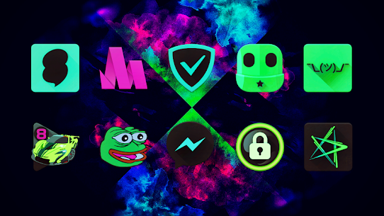 Black Light Icon Pack For Pc (Free Download On Windows7/8/8.1/10 And Mac) 1