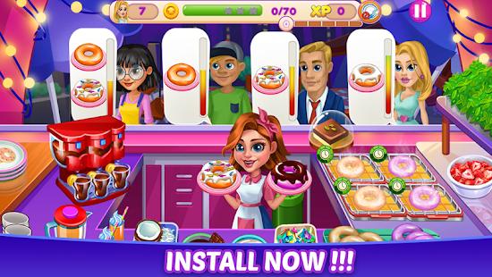 Cooking School 2020 - Cooking Games for Girls Joy 1.01 Screenshots 5