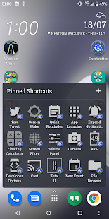Shortcutter - Quick Settings, Shortcuts & Widgets Screenshot
