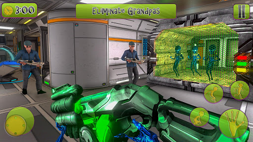 Green Alien Prison Escape Game 2021 android2mod screenshots 13