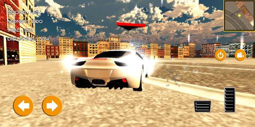 Traffic Car Driving  screenshots 7